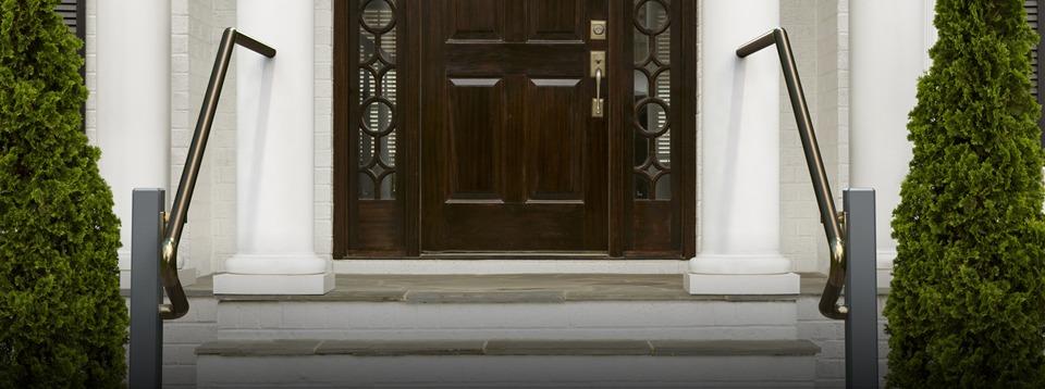 Handrail - Available Colur Dark Brown