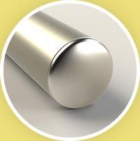 Handrail - Silver End Cap