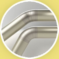 Bent Handrail