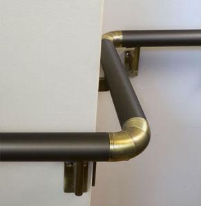 Handrails angles