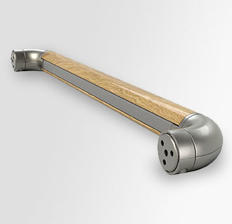 Grab Bar Red Oak